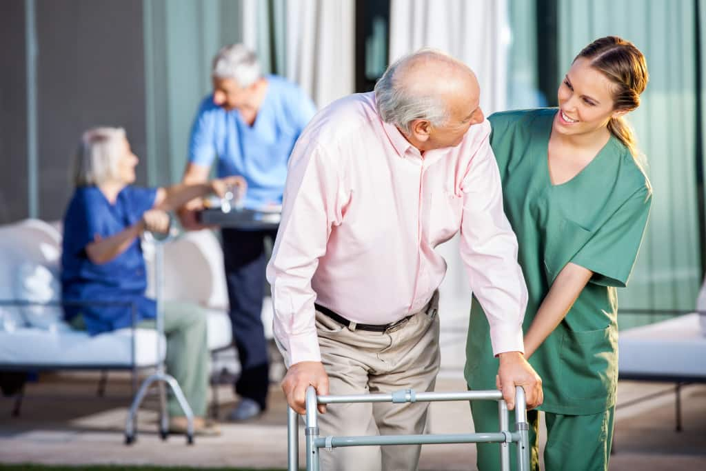 selling your nursing home